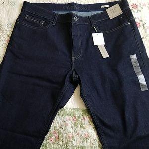 Straight leg CALVIN KLEIN jeans